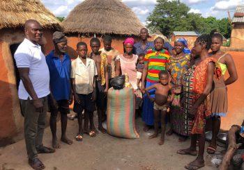 2020: Noodhulpactie voor onze communities in het noorden van Ghana